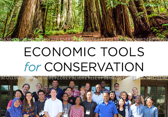 Economic tools for conservation international training course