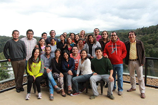 colombia course participants