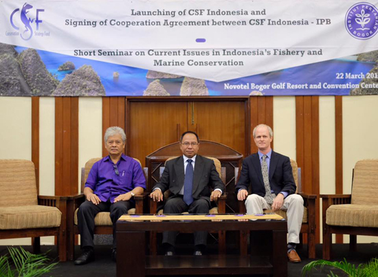 CSF Indonesia launch event