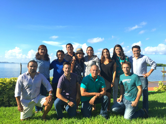 2016 Mesoamerican Reef Leadership Fellows Mexico