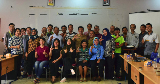 conservation economics land use planning Indonesia Sintang