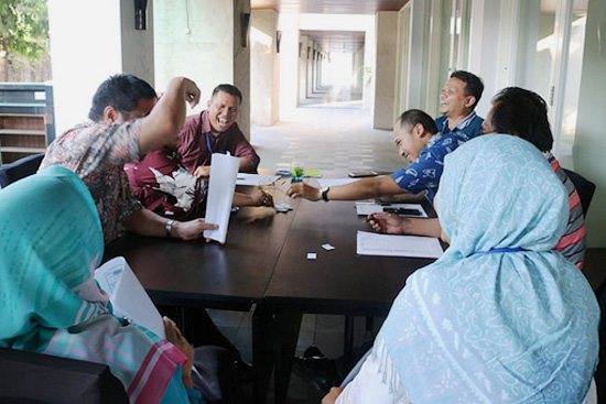 Economic Tools for Conservation Training of Trainers Indonesia
