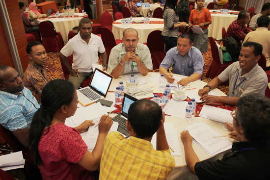 conservation economics CSF strategy fund scenarios planning Indonesia West Papua