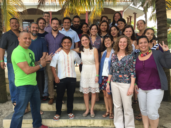 CSF Mesoamerican Reef Leadership Program Fellows Honduras MAR