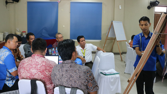 Indonesia Scenario Planning Sintang 2018