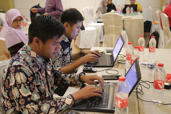fisheries management areas Indonesia capacity building economic research
