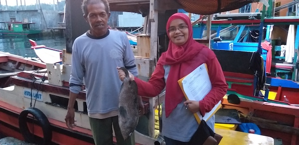 Fisheries management research Indonesia